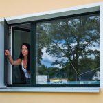 Fenster-Drehrahmen